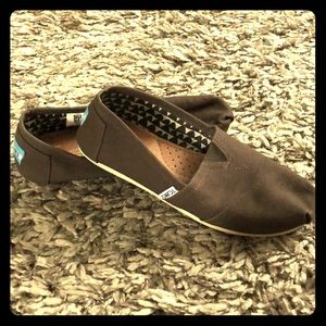 TOMS-gray, work once!
